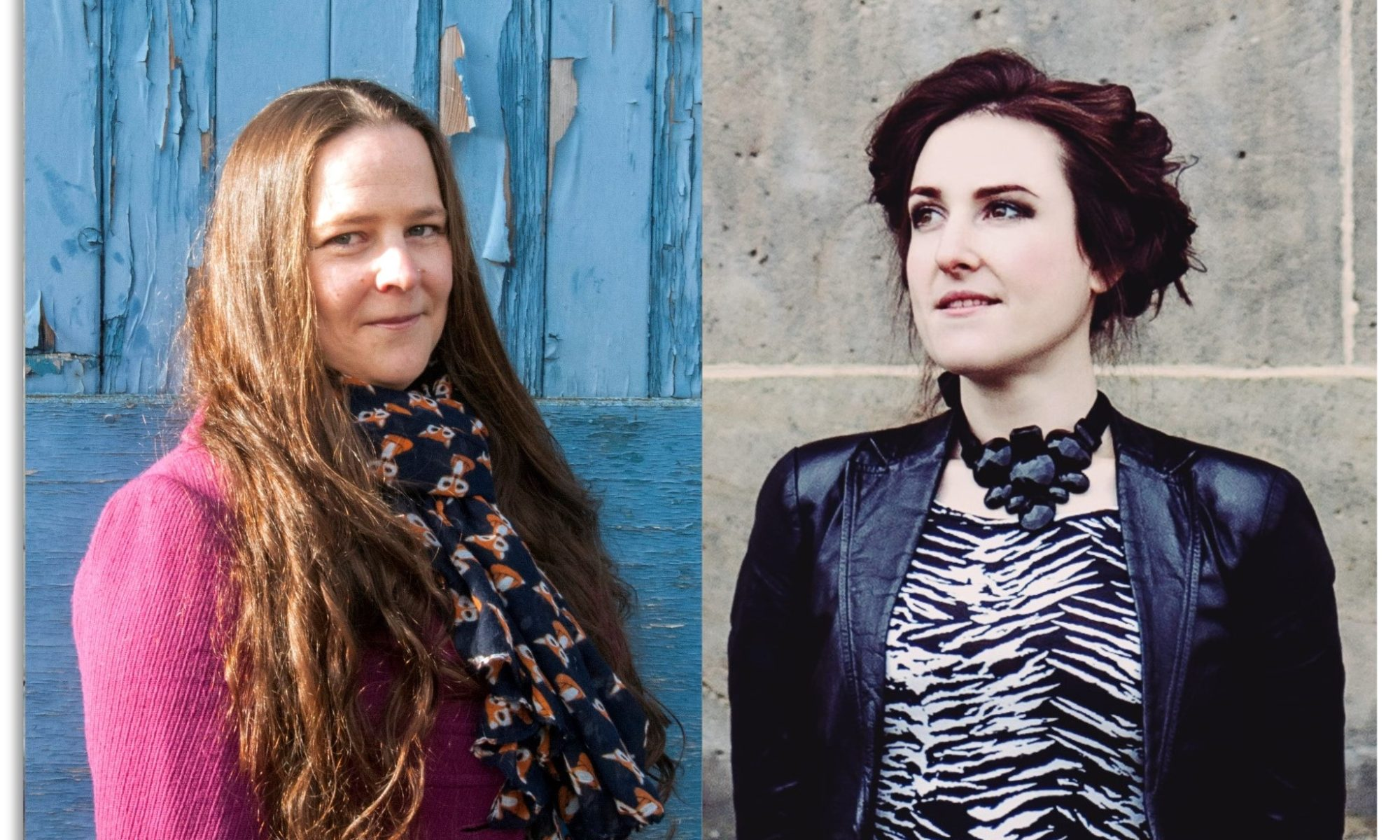 Bryony Griffith and Alice Jones